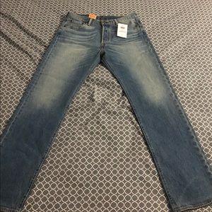 Levi's Jeans - Levis 501 Stretch 30 x 30 Brand New